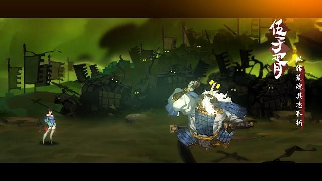 Bladed Fury - jefe boss