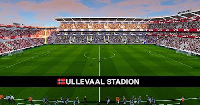 PES 2020 Stadium Ullevaal