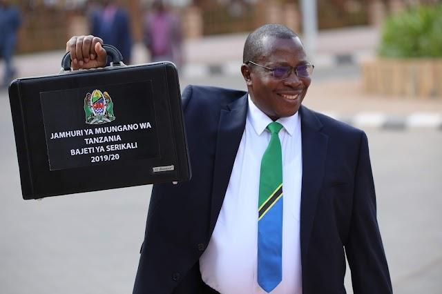 Soma Bajeti Kuu ya Serikali ya Tanzania 2019/2020.