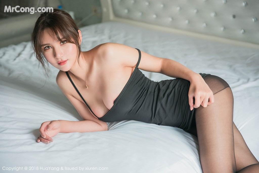 Image HuaYang-2018-11-14-Vol.095-SOLO-MrCong.com-016 in post HuaYang 2018-11-14 Vol.095: Người mẫu SOLO-尹菲 (46 ảnh)