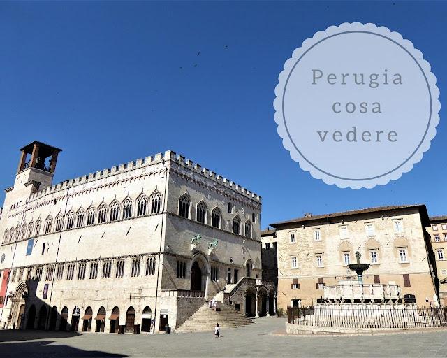 Perugia: cosa vedere in due giorni