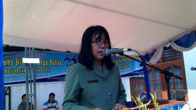 Ronald Saragih Dicopot, drg Rumondang Sinaga Jadi Plt Dirut RSUD Djasamen Saragih