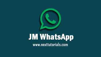 JM WhatsApp v5.0 Apk Latest Version Android,Install Aplikasi JM WhatsApp Terbaru 2021,tema jmwa keren,download wa mod anti banned terbaik 2021