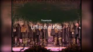 """Presentación con Letra Comparsa """"La Niña de mis ojos"""" (2001) de Antonio Martínez Ares"""