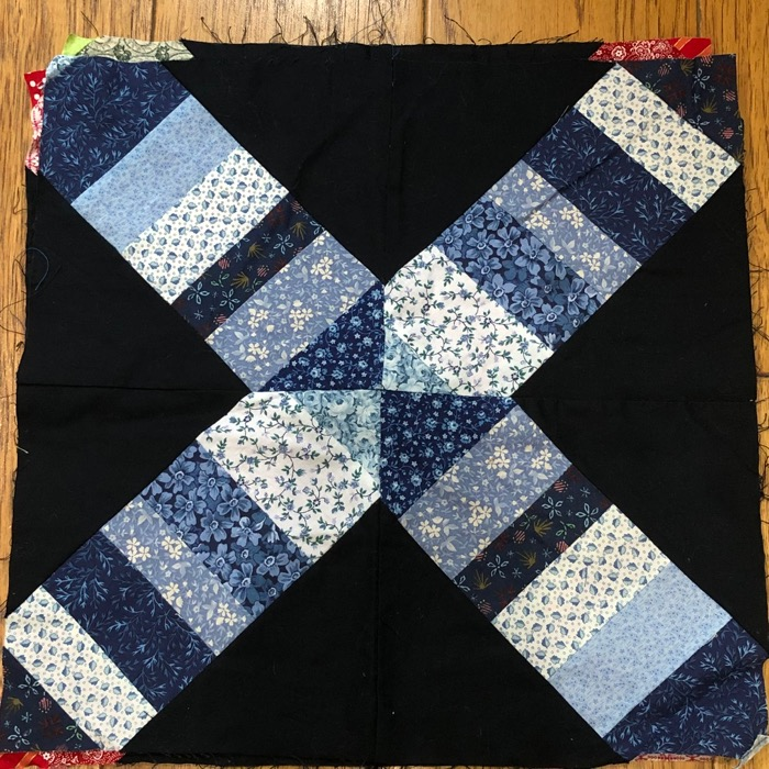 Quilt Piecing Season