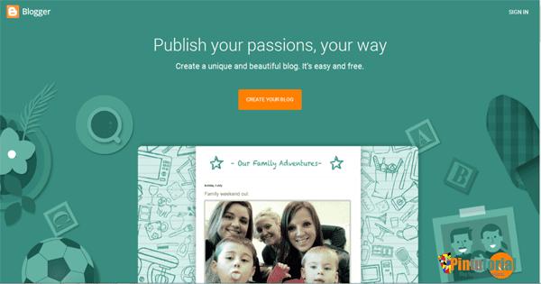 Langkah 1 : Panduan lengkap membangun blog bagi pemula