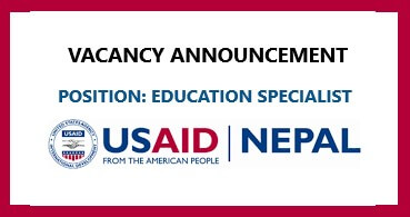 Job Vacancy at USAID Nepal