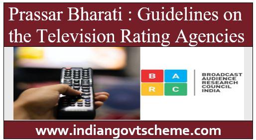 TELEVISION RATING AGENCIES