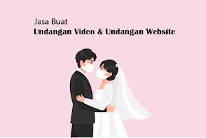 Jasa Pembuatan Undangan Video dan Undangan Website Nikah Murah