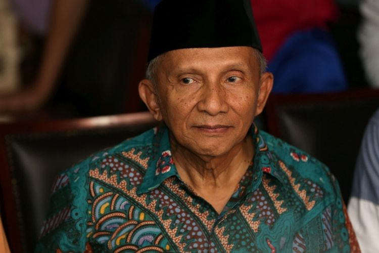 Akui Sudah Sejak Lama Ragukan Kompetensi Jokowi, Amien Rais: Ini Bukan Menghina