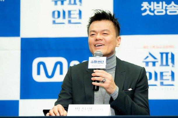 Park Jin Young JYP'de staj yapma imkanı için mücadele şovu başlatacak