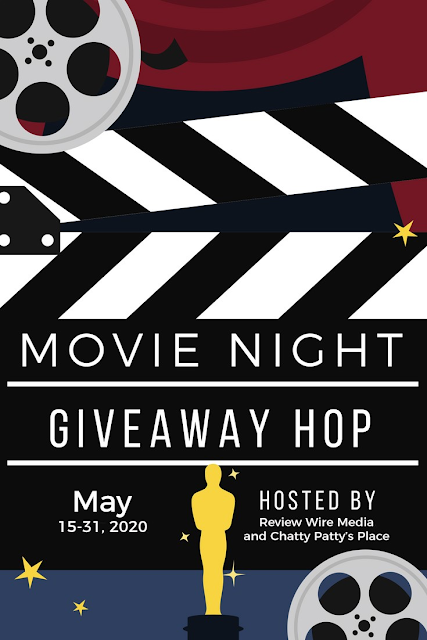Win $20 PayPal in the Movie Night Giveaway Hop #MovieNightHop