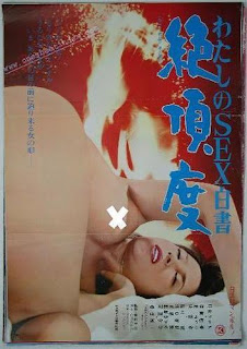 Watashi no sex-hakusho (1976)