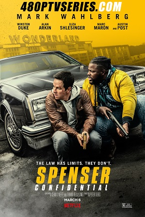 Spenser Confidential (2020) 600MB Full English Movie Download 720p Web-DL thumbnail