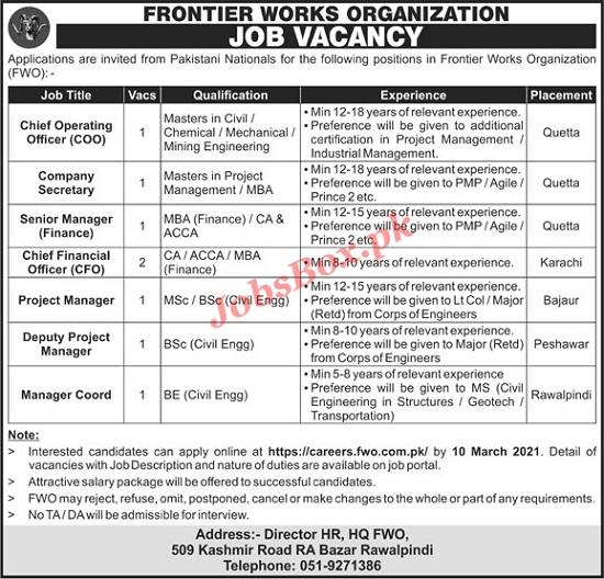 frontier-works-organization-fwo-job-2021-apply-online