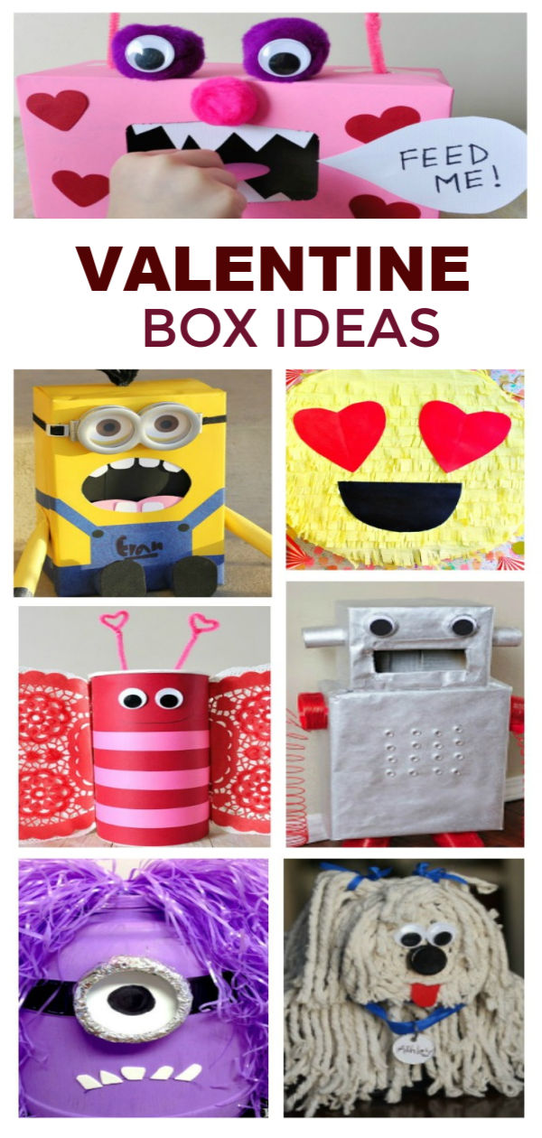 50+ VALENTINE BOX IDEAS FOR KIDS!  These are awesome!! #valentineboxes #valentinesboxideas #valentinesboxes #valentinesdayboxes #valentinesdayboxesforschool #valentinesdayboxesforkids #valentinesdaycrafts #valentinecrafts