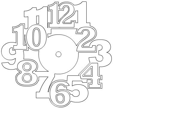 Nerd Club: Christmas clocks