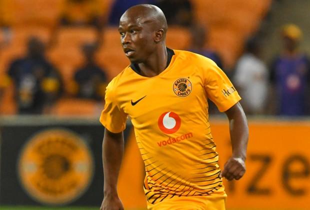 Kaizer Chiefs full-back Siphosakhe Ntiya-Ntiya