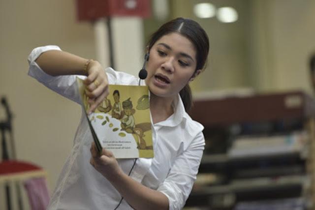 Bunda, Coba Tips Mendongeng dari Pakar Sastra Anak Indonesia