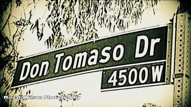Don Tomaso Drive, Los Angeles, California by Mistah Wilson