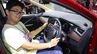 Interior Elegan dan Mewah All New Nissan Livina