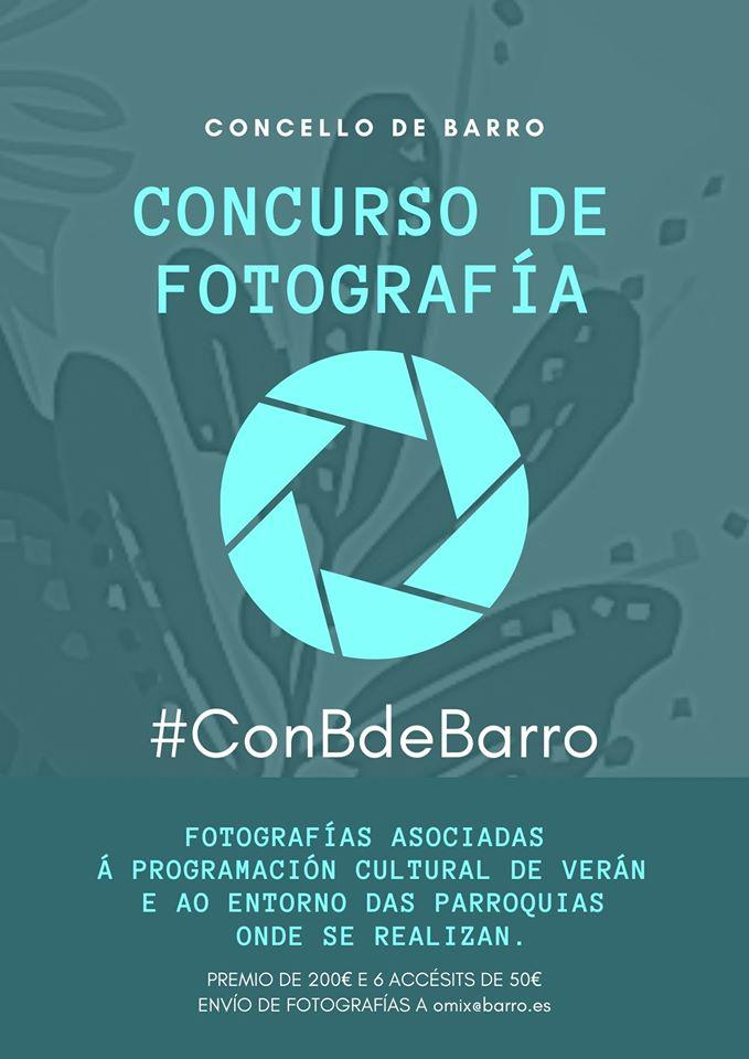 CONCURSO DE FOTOGRAFÍA #ConBdeBarro