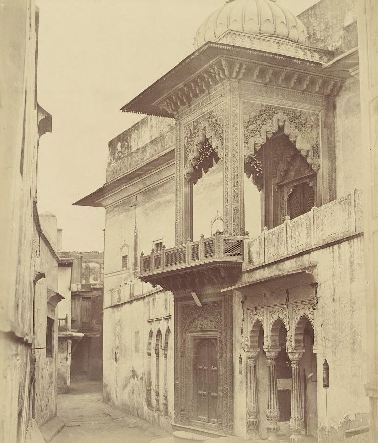 Jain Temple - Delhi 1858