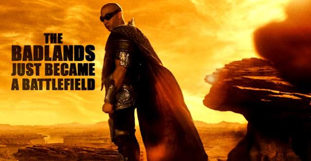 Vin Diesel - Riddick Movie September 2013