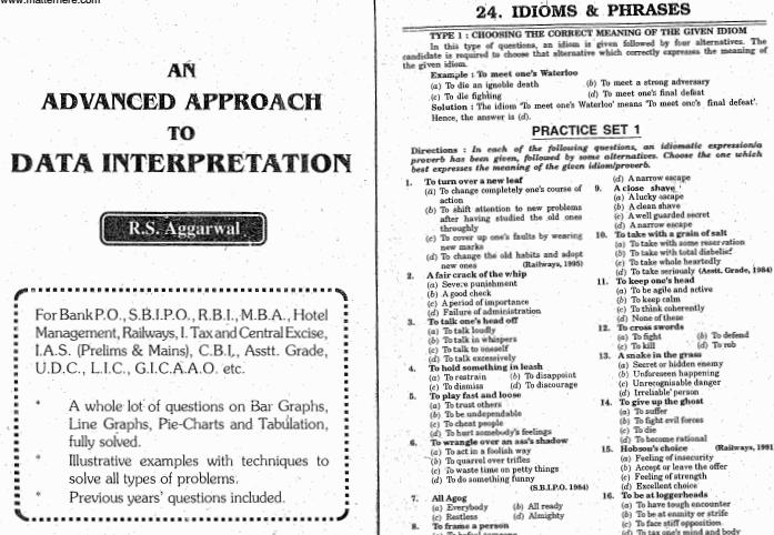 rs aggarwal aptitude book pdf in hindi free