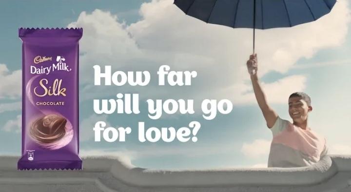 Kiss Me - Cadbury Dairy Milk Song Lyrics
