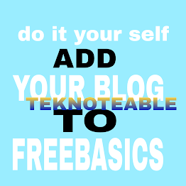 DIY: HOW TO ADD A WEBSITE/BLOG TO FREE BASICS