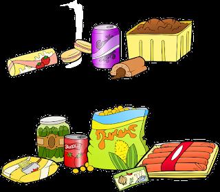 Makanan yang bikin badan gemuk