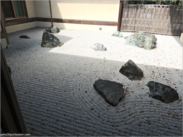 Jardín Japonés del Jardín Botánico de Montreal: The Stone Garden