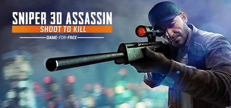 Teknik bermain Sniper 3D Assassin Game Menembak Gratis