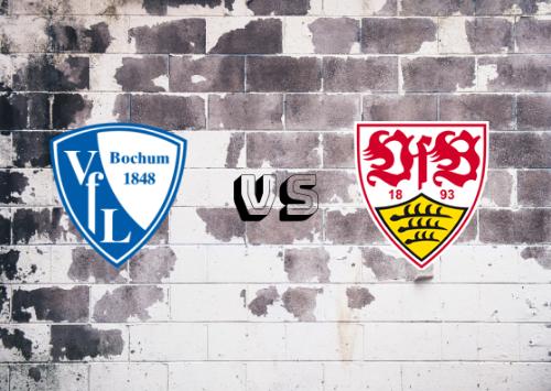 Bochum vs Stuttgart  Resumen