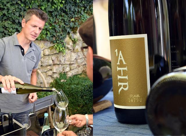 Die Weinpräsentation VDP@ des VDP Nahe.