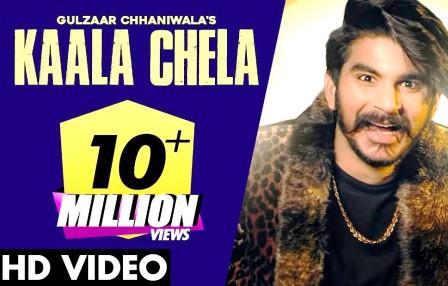 Kaala Chela Lyrics - Gulzaar Chhaniwala - Download Video or MP3 Song