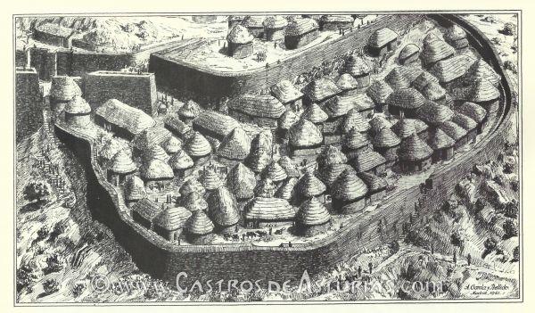 Castro de Coaña