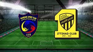 مشاهدة مباراة الإتحاد والحزم بث مباشر بتاريخ 04-10-2019 الدوري السعودي