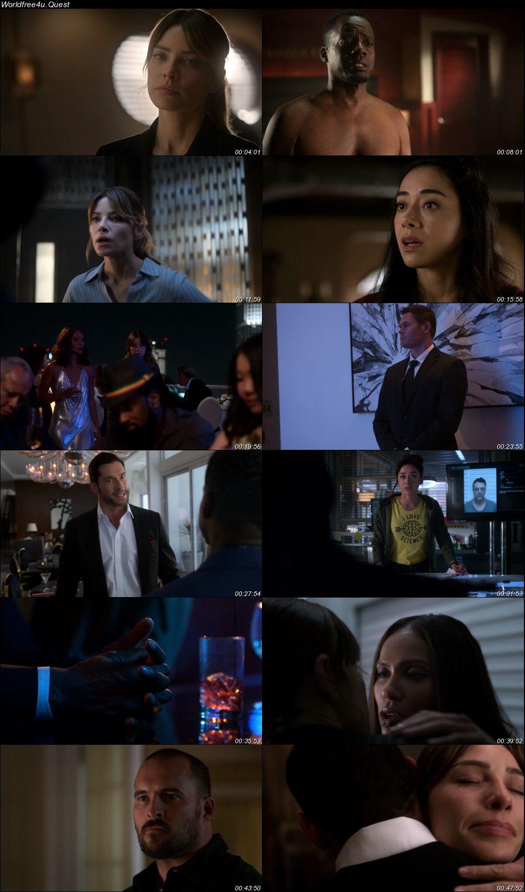 Lucifer (Season 5) WEB Series HDRip Dual Audio    1080p    720p    480p    [Hindi-English]