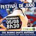 #Louveira – Festival de judô será neste domingo