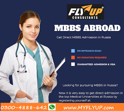 Cost to study MBBS in Russia for Pakistani students