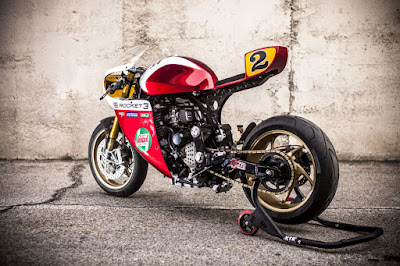 Triumph Legend Cafe Racer