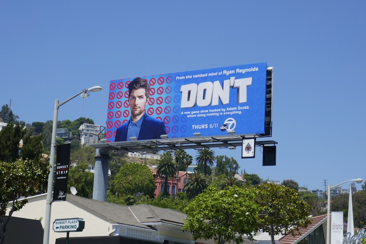 Dont season 1 billboard