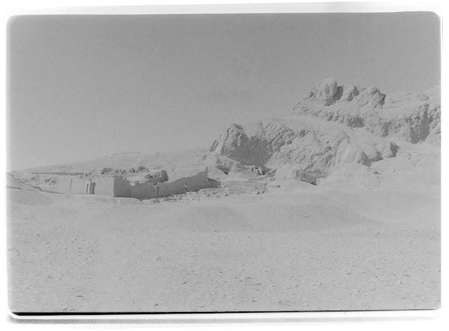 Templo de Deir El-Medina (Luxor)