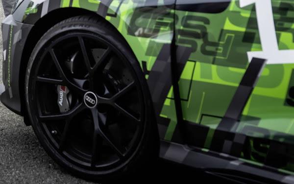 2022 Audi RS3 Sportback e Sedan