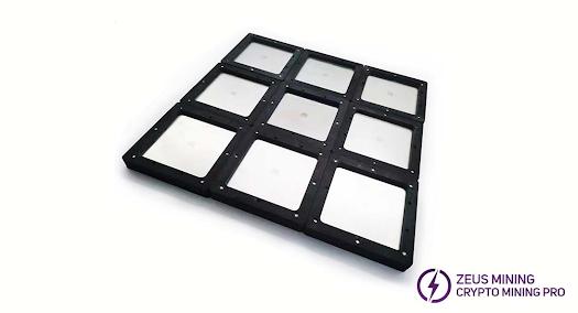 ASIC chip tin tool