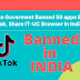 Indian Goverment Banned 59 apps like TikTok, Share IT-UC Browser In India, Here are their options
