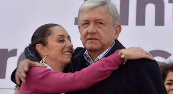 AMLO  tuvo sus amoríos con Claudia, menciona el periodista  Loret de Mola