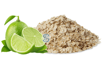 Lemon juice Oatmeal Facepack for Glowing Skin